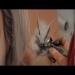 Ecureuil aérographie Squirrel airbrush painting peinture contemporaine
