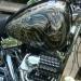 Harley Davidson Tank Giger Skull design
