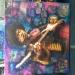 Jimmy Hendrix . Canvas , large piece