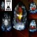 Iron Man hard hat by ZimmerDesignZ.com