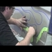 DIY Custom Paint Tips - How To Lay Out and Airbrush Flames or Graphics on Car