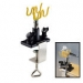 $4.5 Professional #AirBrush Gun Holder Holds 4 Guns