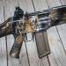 Sig Sauer 551 assault rifle (Switzerland)