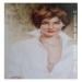 Audrey Tautou, airbrush portrait
