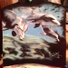 Dolphin Custom Hoodie Airbrush by AwesomeSauceAirbrush