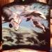 Dolphin Custom Hoodie Airbrush by AwesomeSauceAirbrush