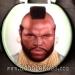 Mr.T Airbrush | Robbie Kass