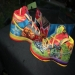 "Nike Dunk High ""What The Vengers"" Customs By Expression Airbrush - SneakerNews.com"