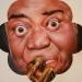 Thomas Detour Evans | artist | airbrush paintings | ink | pointalism | portraits | broken record | jazz | graffitti | denver | colorado