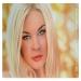 airbrush blonde woman, cm.40x60 on schoeller.e'tac color marissa series.