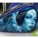 Hypnotic Airbrush,custom paint,phoeinx,airbrush,matt andrews   Hypnotic Air