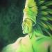 Quetzal by Robert Martinez - Quetzal Painting