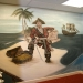 Wall mural at Orthodontist office