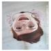 felicità....è guardare il mondo a testa in giù!!!40x60 su cartoncino schoeller