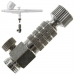 $6.99 only! #AIRBRUSH QUICK Release DISCONNECT COUPLER #Airflow Control 1/8