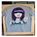 airbrush t-shirt, ......e'tac acrylic color