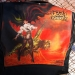 Awesome ozzy airbrush leather Jaket