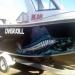Overkill Boat   Airbrush Art   Professional Air Brush Artist in Perth, WA