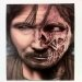 """Awesome Gary Oldman Half Zombified Step by Step - from """"haasje dutchairbrush"""""""