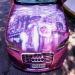 Pink panther car tuning by AerografiasJose