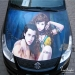 Airbrush Car Painting By Dongbai Tang | Cool 3D Magic Murals Painting