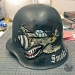 German WW2 Helmet | Pinstriping by Mr.BramPinstriping by Mr.Bram