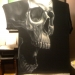 Tshirt airbrushed by DrSpazmo