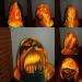 Skulls and firm hard hat by ZimmerDesignZ.com