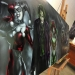 Airbrush panel DC Characters