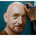 Tutorial, airbrushing art paint