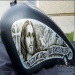 Awesome! Another cool airbrush artwork by Mr. Fonzie