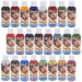 $142.96 - 24 Color 2oz Airbrush Face & Body Art Paint Kit Water-Based Custom temp tattoo or bodyart