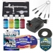 $37.82 for this #Cake Decorating #Airbrush #Kit Gravity Feed Gun Air Compressor - 4 Color Set
