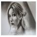 airbrush on paper, cm.40x60,