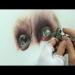 Video: #Airbrush Drawing  エアーブラシアート 生き物編 其の三