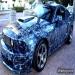 Skulls on Ford #Mustang GT