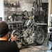Steve Gibson is an airbrush artist whose technical abilities are inspired by traditional oil painting.  https://www.airoilandlead.com