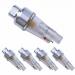 Mini Airbrush Air Filter Compressor Trap Water Moisture Hose Art Spray Gun Kit