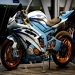 Yamaha r6 custom paint and wheels airbrush design car modification