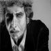 Bob Dylan  Acrilyc on cardboard
