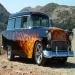 55 Chevy - true fire