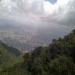 Vista desde el teleférico del Waraira Arepano,  Cerro Avila , Caracas, Venezuela