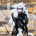 Lady Justice MMXIII on Behance by Tim Miklos of iPaint Airbrush Studio 2013 Acrylic on drywall