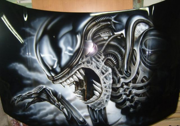 What Airbrush Paint To Use On T Shirts