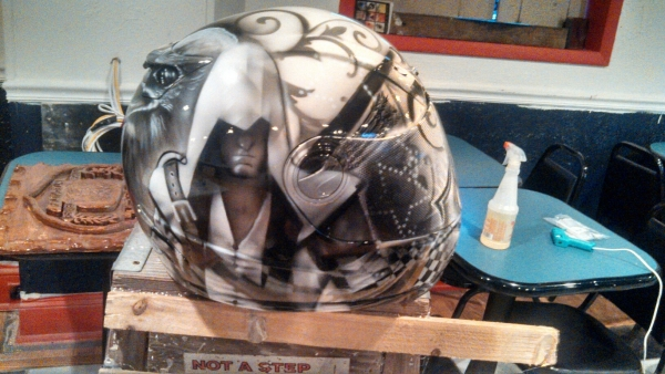 Assassins Creed Helmet