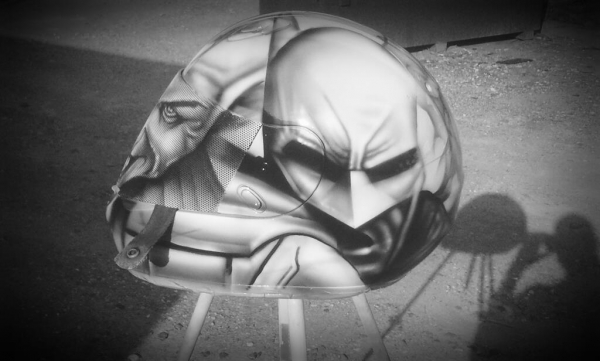 Dark Knight Helmet