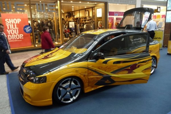 Opel Astra 1 by theTobs