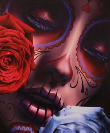 Airbrush Art by Daniel Esparza