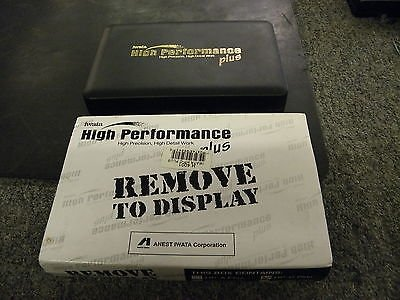 $77 #Iwata High Performance Plus H-4001 HP-C Plus AirBrush Unused In Box *
