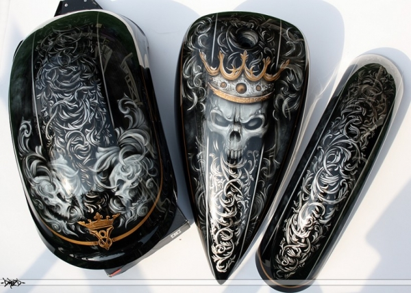 Airbrush Style on Aerograf.pl - Motocykle/Motorcycles